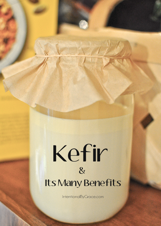 kefir and its many benefits