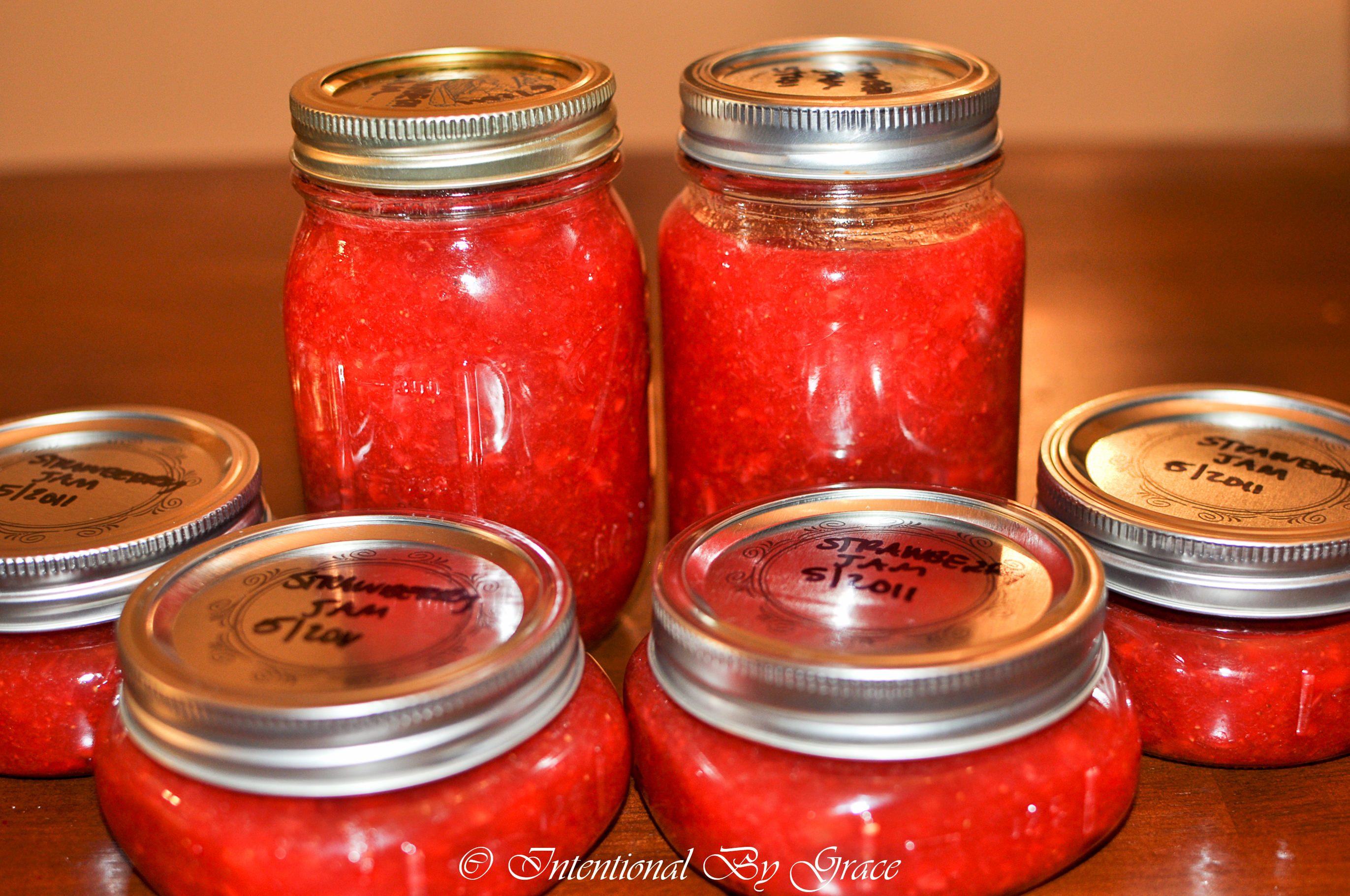 Strawberry Recipes for Strawberry Season! - Intentional By Grace