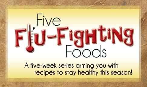 Five Flu-Fighting Foods