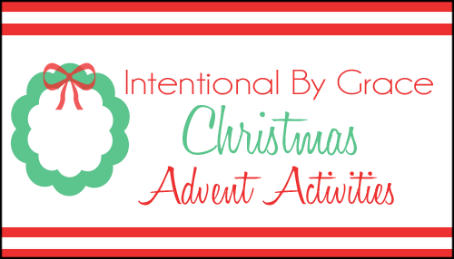 IBG christmas advent activities