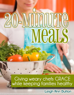 20 Minute Meals 20