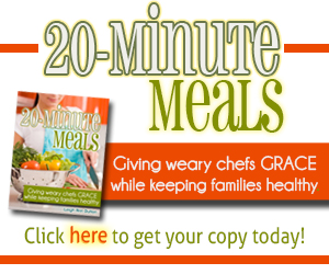 IBG 20 Minute Meals