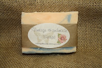Vintage Handmade Soaps – $15 Gift Certificate Giveaway