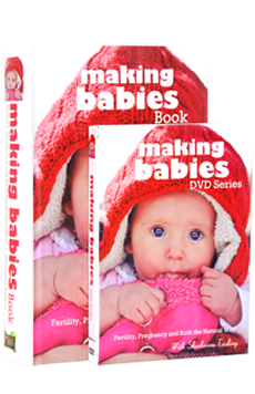 Making Babies Book and DVD Series Review & Giveaway