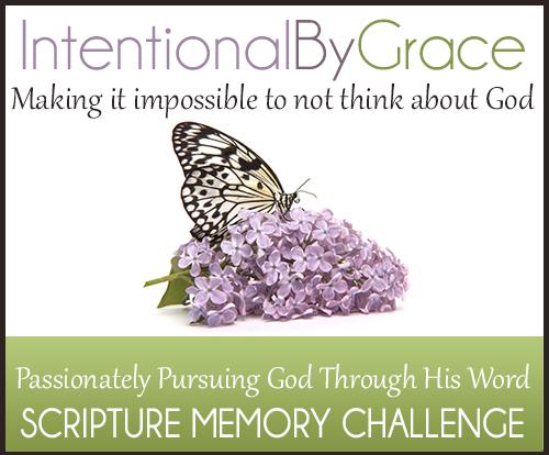 scripture memory challenge