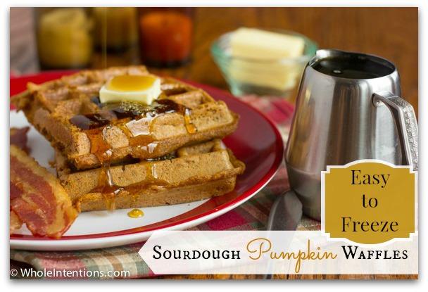 Easy-to-Freeze-Sourdough-Pumpkin-Waffles