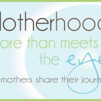 Motherhood - More Than Meets the Eye