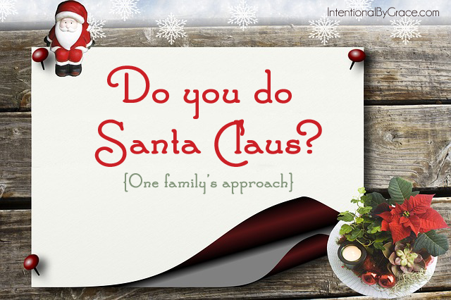 do you do santa claus