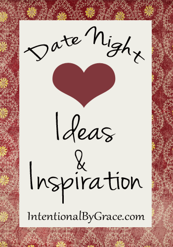 Date Night Ideas & Inspiration Round Up & a {Giveaway ended}