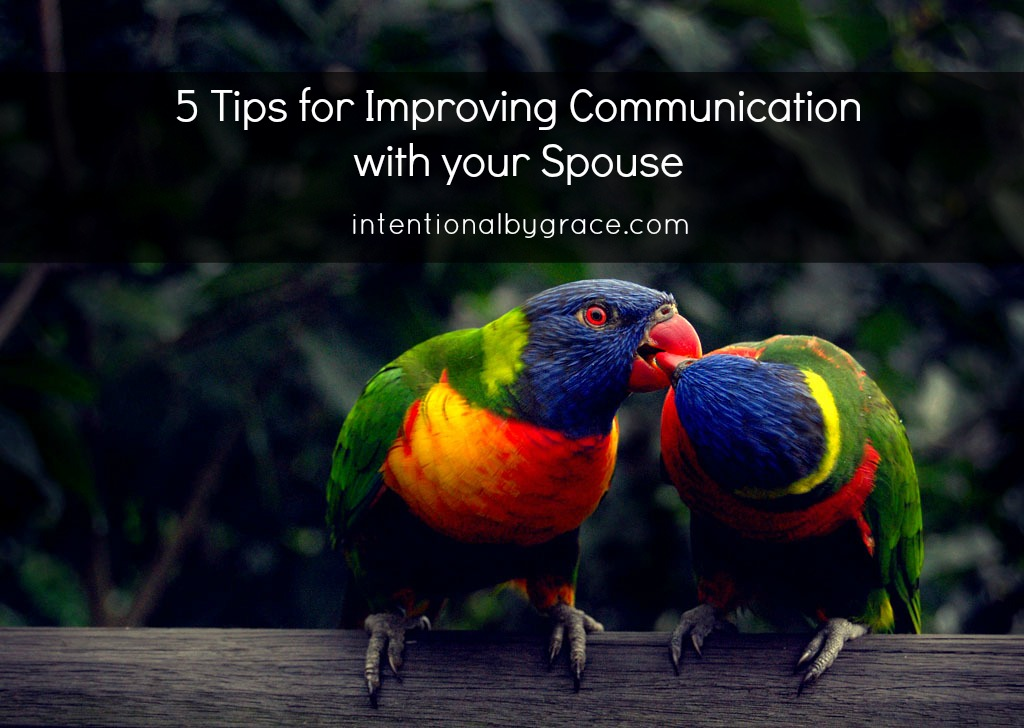 5 Steps for Improving Communication in Marriage