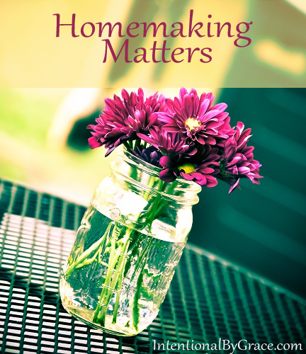 homemaking matters