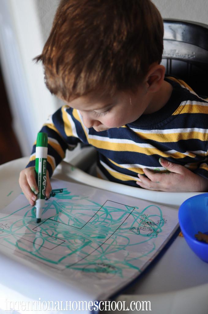 Fruit of the Spirit Toddler Curriculum