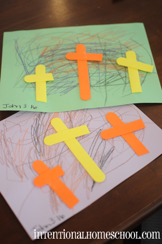 fruit of the spirit toddler craft