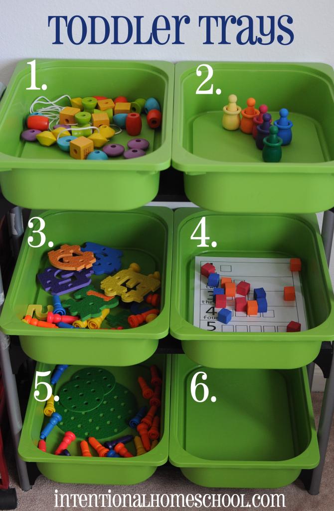 toddler trays