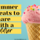 fun summer treats for toddlers