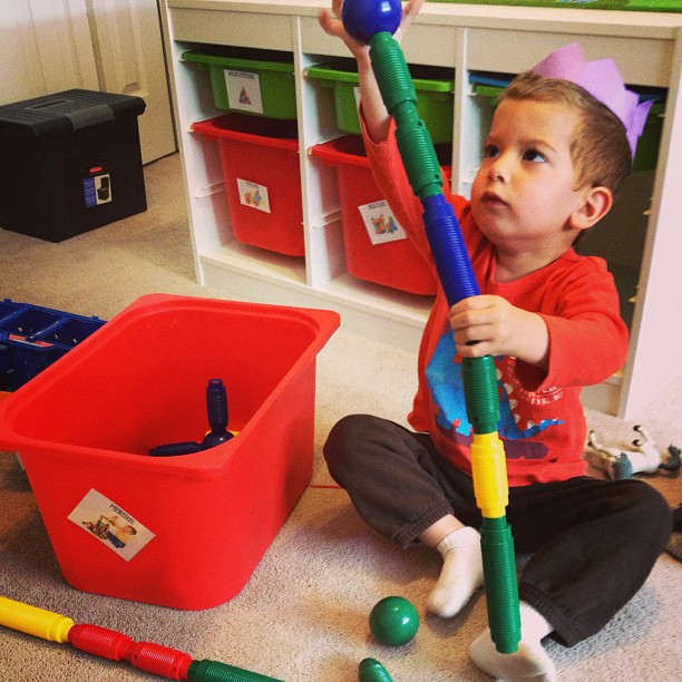 learning toys - magneotos