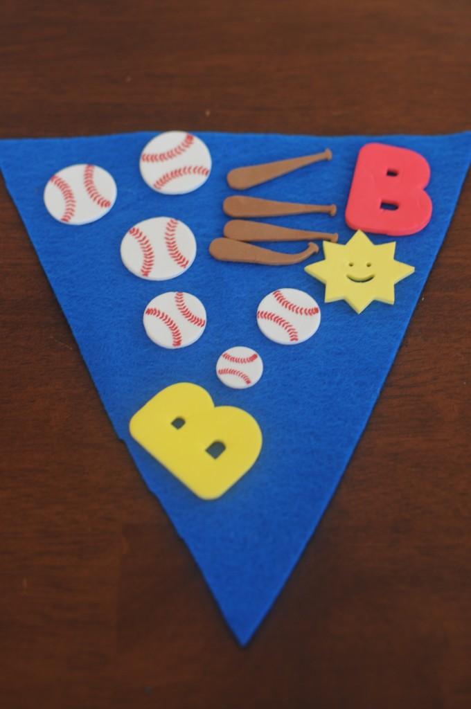 baseball unit theme craft