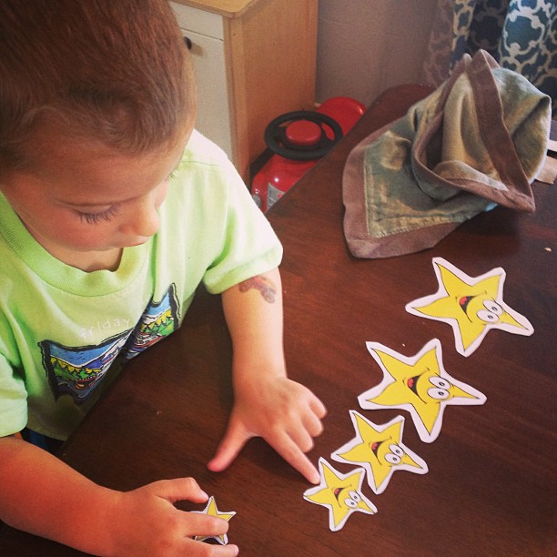 star size sorting