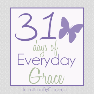 31 days of everyday grace