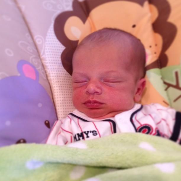 homeschool preschool with a newborn
