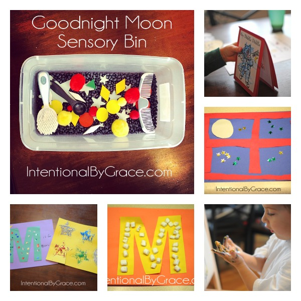 great goodnight moon activities
