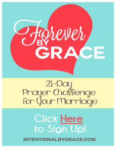 Sign up for a 21-day prayer challenge for your marriage