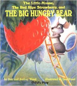 5 Books for Summer (The Little Mouse, the Red Ripe Strawberry, and the Big Hungry Bear) Intentional By Grace