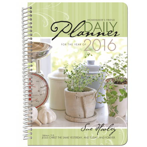 2016 Daily Planner-500x500