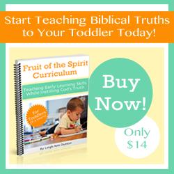 IBG Fruit of the Spirit Curriculum
