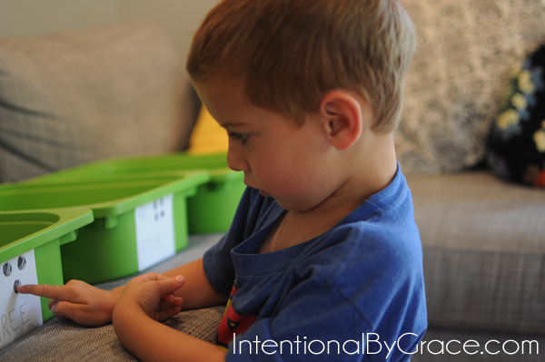 Sort the Mail: Learning Math Through Pretend Play