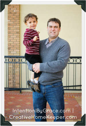Building the Family: Living the Gospel at Home   IntentionalByGrace