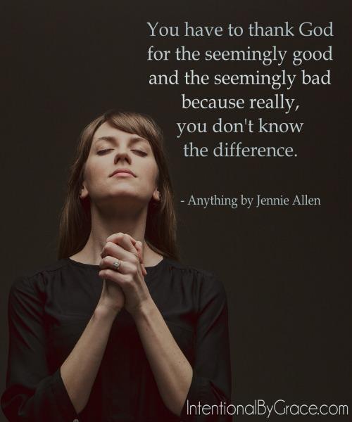 Jennie Allen Quote
