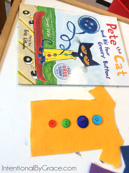 role play pete the cat