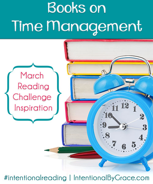 Reading Challenge Inspiration: Books on Time Management