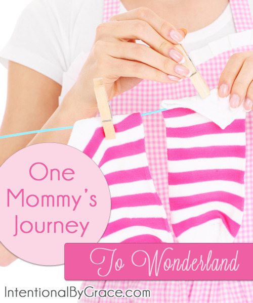 One Mommy's Journey to Wonderland - Intentional By Grace