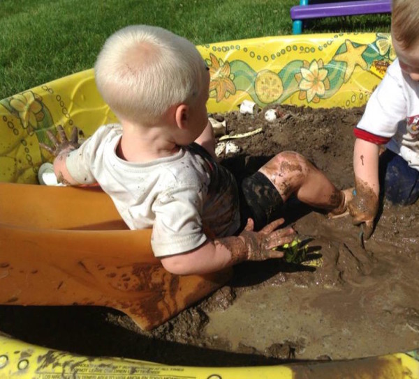 How to Host a Mud Party Play Date