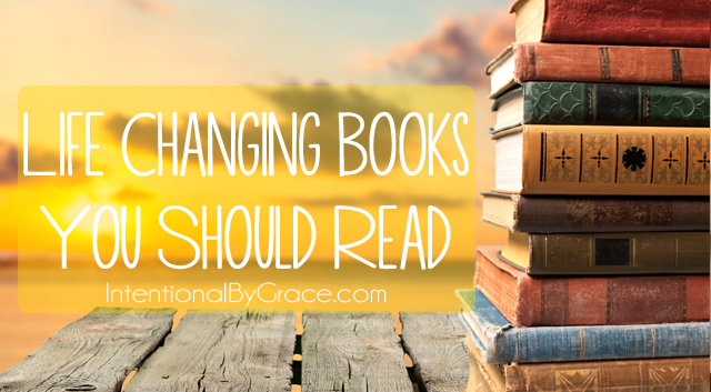 From My Bookshelf to Yours: Life Changing Books I've Read Lately