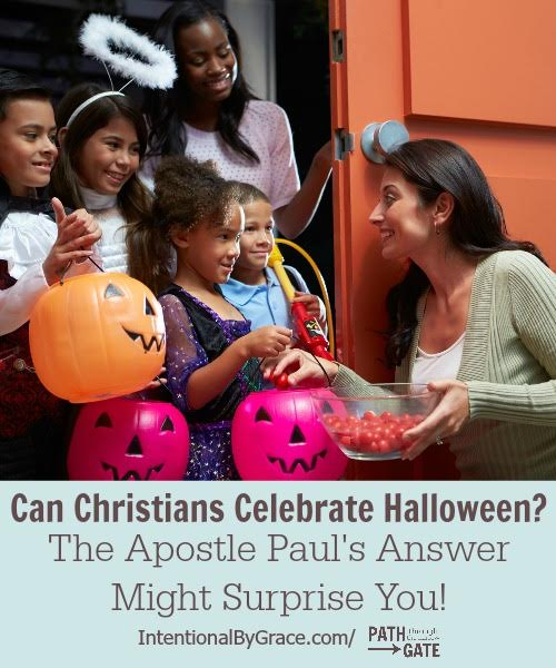 Should Christians Celebrate Halloween? The Apostle Paul has a surprising answer!
