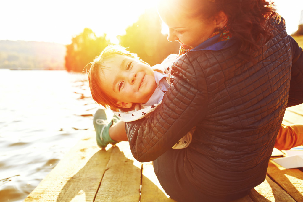 Motherhood is not just about training your kids, it's about refining you