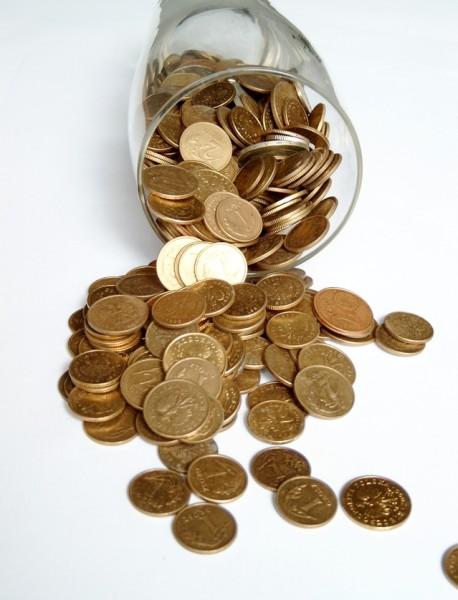 sacrifice of serving - money