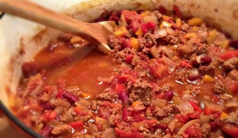 Hearty 30-Minute Chili