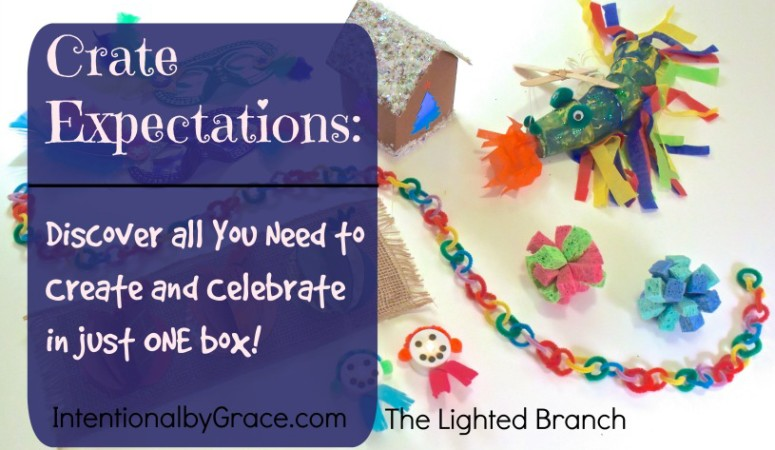 Crate Expectations: All You Need to Create & Celebrate Every Season– in ONE Box!