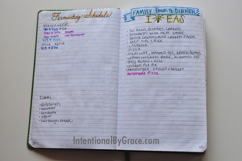 How I Bullet Journal! The complete rundown plus a video tutorial taking you through my bullet journal!