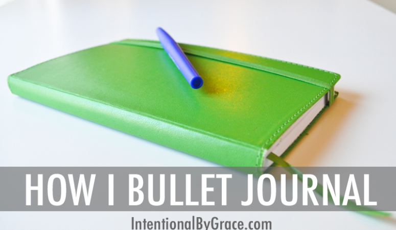 My Bullet Journal: The Discovery, The Method, The Game Changer