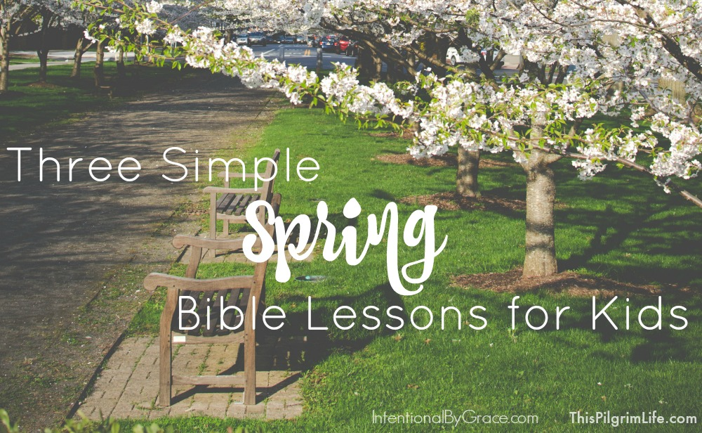 Spring Bible Lessons