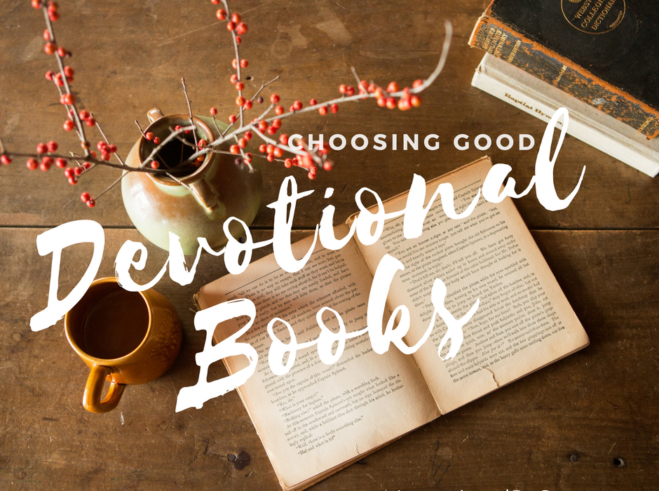 Tips for Choosing the Best Devotional Book