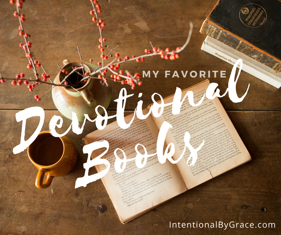 If you want to grow in your spiritual walk, then check out these tips for choosing the best daily devotional books for women.  #biblestudy #devotions #devotionals