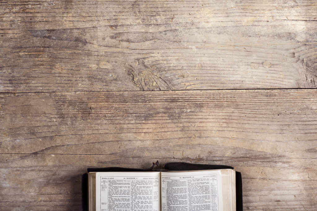 All 66 books of the Bible tell the gospel story of how sinful man can be reconciled to a Holy God, and all 66 books of the Bible were written with a specific audience and purpose in mind.