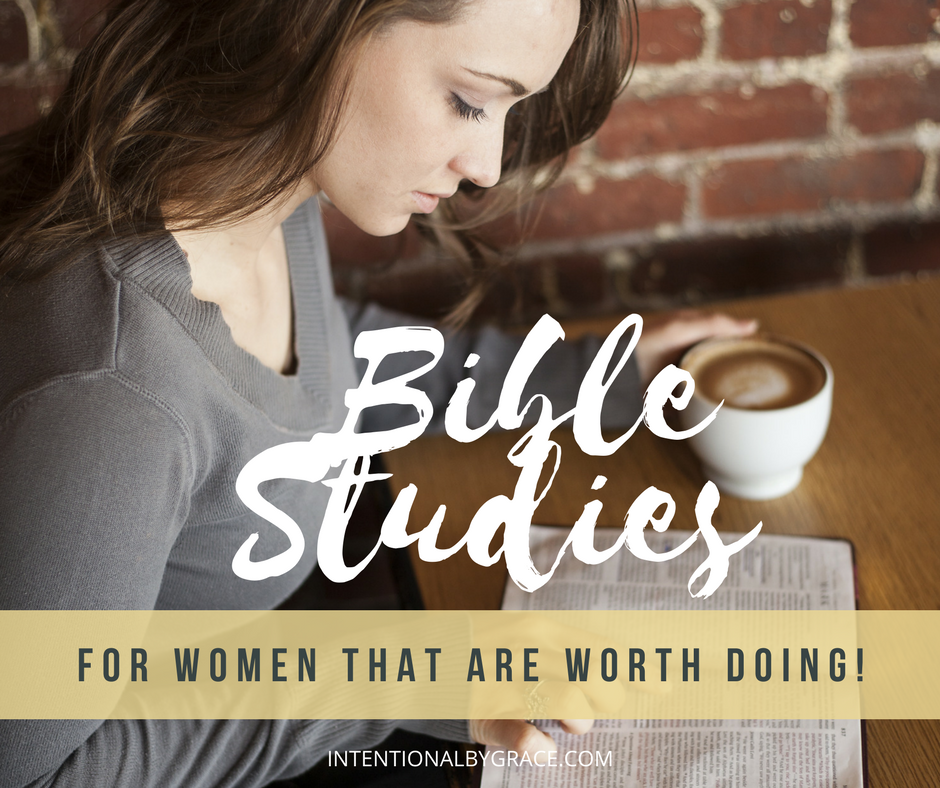 Are you looking for a Bible study for women? When you're just getting started studying the Bible, sometimes it helps to have a good Bible study guide. Here are 10 Bible studies worth doing!