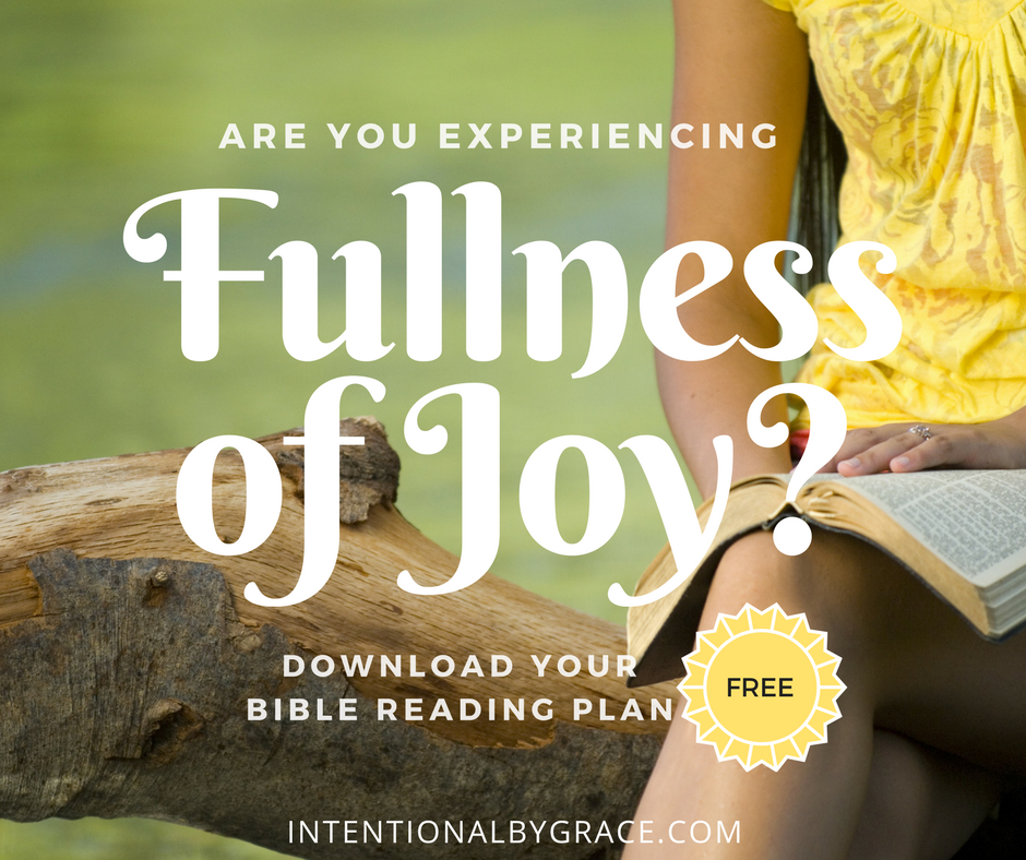 FREE Bible Reading Plan on Cultivating a Heart of Joy